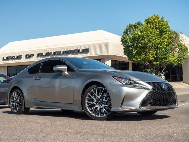 Certified Pre-Owned 2016 Lexus RC 200t