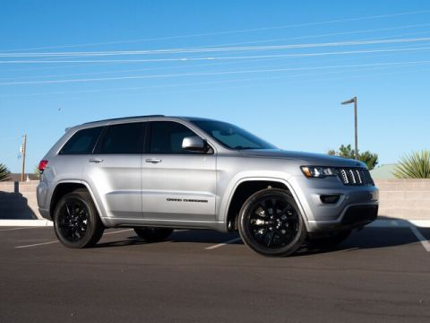 2018 Jeep Grand Cherokee Altitude Pkg