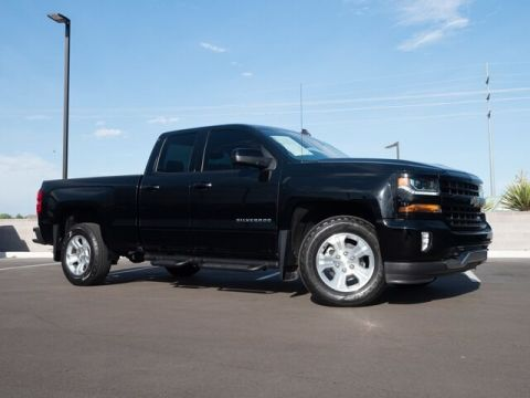 Used 2017 Chevrolet Silverado 1500 LT - In-Stock