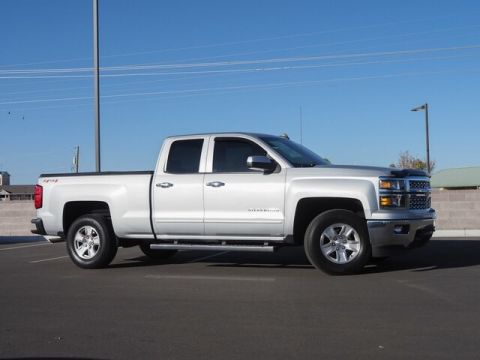 Used 2015 Chevrolet Silverado 1500 LT - In-Stock