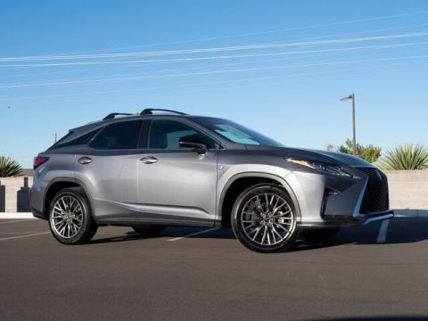 L/Certified 2019 Lexus RX RX 350 F SPORT - In-Stock