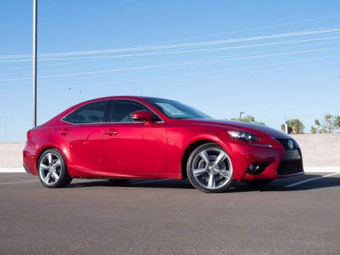Used 2014 Lexus IS 350