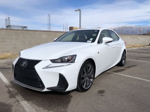 2017 Lexus IS IS 300 F Sport