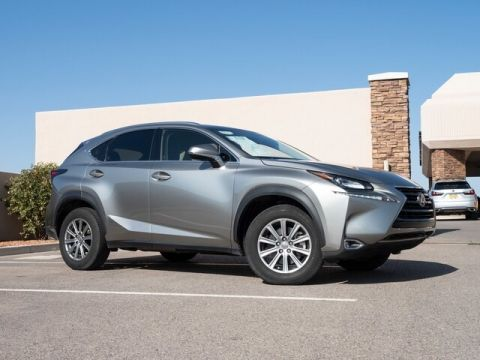 L/Certified 2016 Lexus NX 200t - Offsite Location