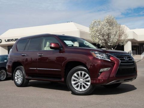 L/Certified 2017 Lexus GX GX 460 - In-Stock