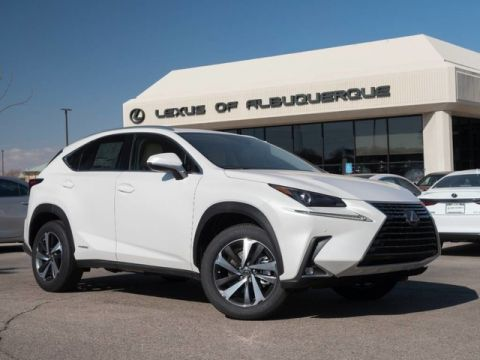 New 2020 Lexus NX 300h - In-Stock