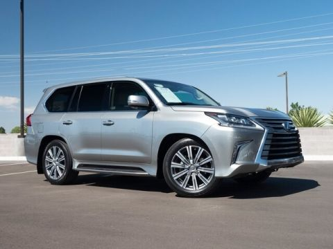 L/Certified 2017 Lexus LX LX 570 - In-Stock