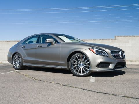 Used 2016 Mercedes-Benz CLS 550